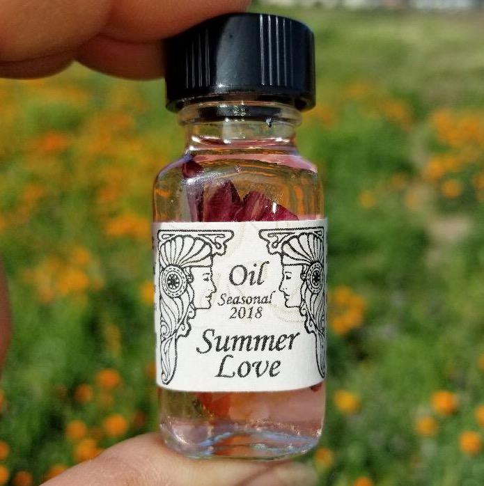 アンシェントメモリーオイル メモリーオイル Summer Love  夏の恋