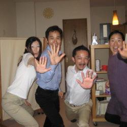 タッチフォーヘルス キネシオロジー セミナー 神奈川