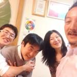 タッチフォーヘルスキネシオロジーセミナーレベル3 自分の未来像に向けてタッチフォーヘルスと他を組み合わせていきたい!