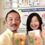 滋賀や三重からもタッチフォーヘルス 五行メタファーセミナーを学びに来てくれました!