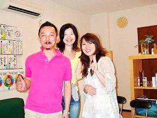 タッチフォーヘルス キネシオロジーセミナー神奈川