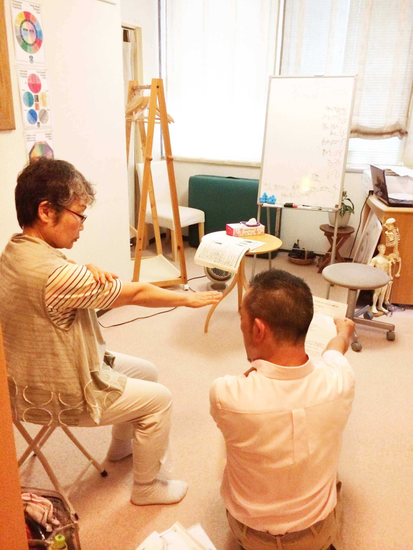 タッチフォーヘルス キネシオロジー セミナー 東京 茅ヶ崎