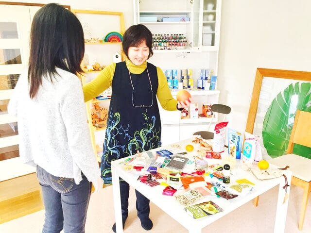 タッチフォーヘルス キネシオロジー 食物検査 セミナー 東京 茅ヶ崎