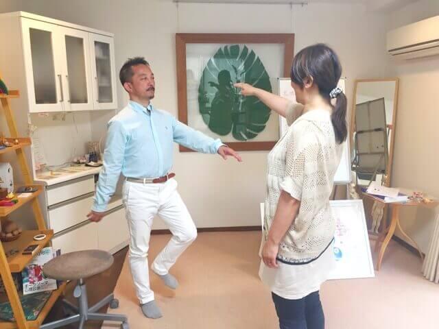 タッチフォーヘルス キネシオロジー セミナー 東京 神奈川 北海道 筋肉反射テスト