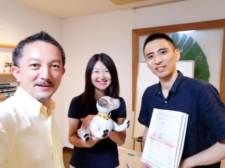 タッチフォーヘルス キネシオロジー セミナー 東京、神奈川