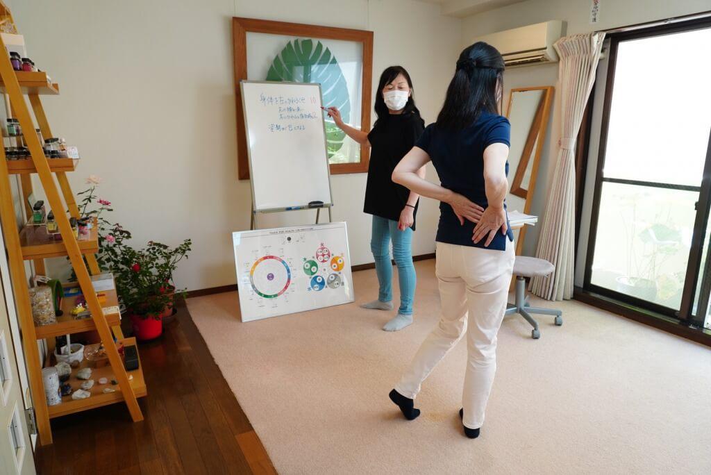 タッチフォーヘルス,キネシオロジー,五行メタファー,神奈川セミナー,静岡の受講生の感想