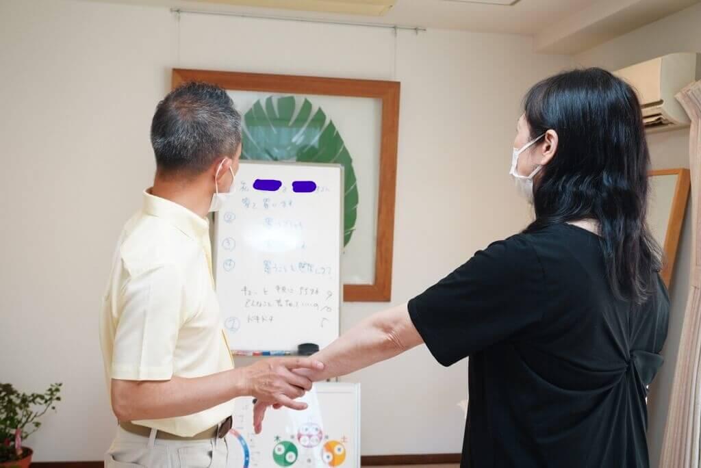 タッチフォーヘルス,キネシオロジー,五行メタファー神奈川セミナー,静岡の受講生